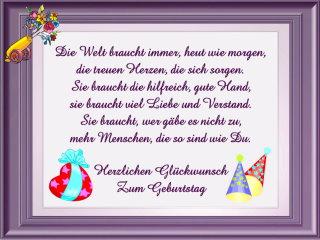 Gedicht Geburtstagstorte Die Torte 2019 11 28