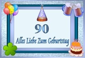 Gru karten gl ckw nsche gratis - Geburtstagskarten gratis drucken ...