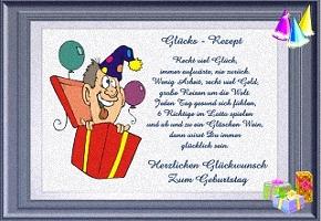 Lustige Geburtstagswünsche Ausdrucken