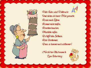 Lustige Gedichte Zum 80 Geburtstag Kostenlos