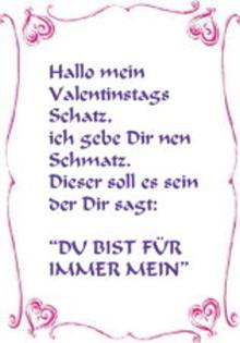 Großartig Valentinsgruß 19